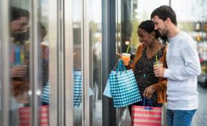 Decoração de vitrine de loja: Dicas e ideias com EPS Isopor®