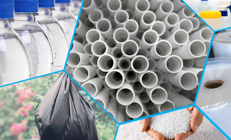 Entenda os diferentes tipos de plástico reciclável